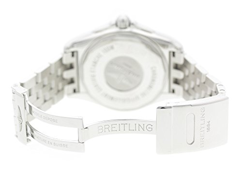 Breitling Galactic swiss-automatic mens Watch WB3510 (Certified Pre-owned) by Breitling (Image #4)