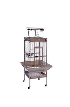 COCO 18\ COCO 18\ Prevue Pet Select Bird Cage (1 cs) (COCO, 18  x 18  x 57 )