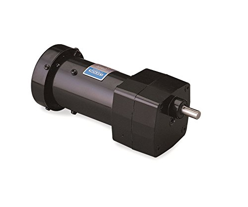Leeson 096008.00 Parallel Shaft AC Gearmotor, 1 Phase, P42Y Frame, Special Mounting, 0.16HP, 75/62 RPM, 115/230V Voltage, 60/50Hz Fequency