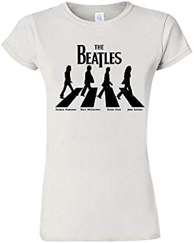 The Beatles John Lennon - Camiseta inspirada en la música de la película