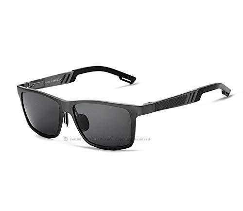 ab71561d9c Digital Shoppy VEITHDIA Men s Aluminum Polarized Mens Sunglasses Mirror Sun  Glasses Square Goggle Eyewear Accessories For Men Female gafas 6560  (BLACK)  ...