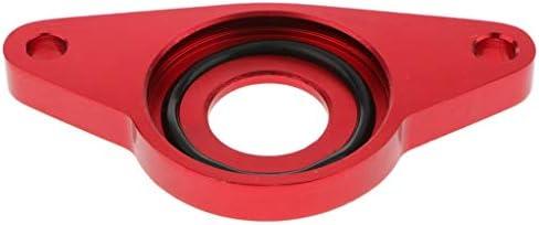 ブローオフバル ブフランジ アダプタ SSQV SQV BOV スバル WRX STi Top適用 高品質 赤