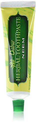 Dabur Herbal Neem Toothpaste, 154 Gram
