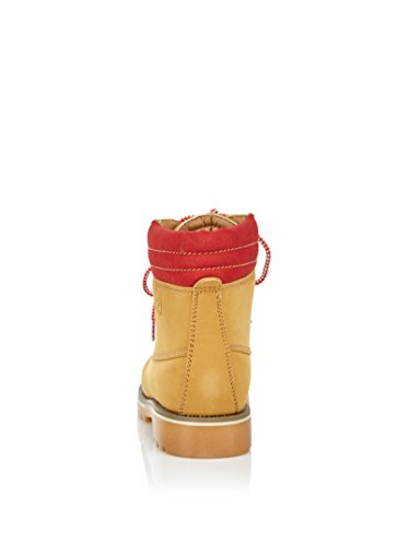 401400312 Fabs nbsp;lacets Camel Rouge Boots Fabulous Uf6vqf