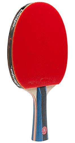 Killerspin JET500 Table Tennis Paddle - A Perfect Ping Pong Combination of Power and Finesse for Intermediate Players by Killerspin