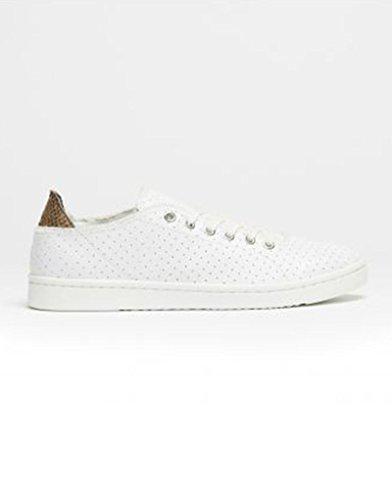 Woden Sneaker Donna Bianco White