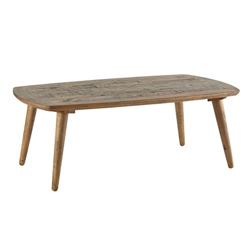 Signature design by ashley t719 9 cross island collection for Furniture of america architectural inspired dark espresso coffee table