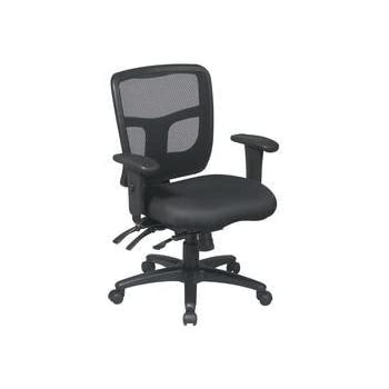 office chair controls. office star progrid back managers chair with 2way adjustable arms and dual function control controls a