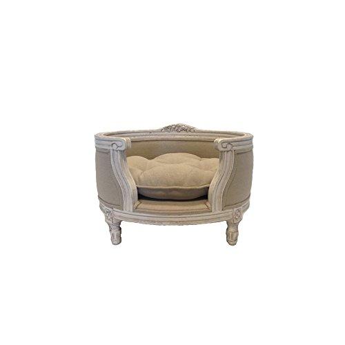 the-george-luxury-designer-pet-bed-in-linen-ecru