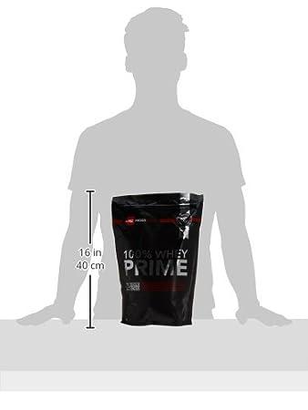 Prozis Sport 100% Whey Prime 2.0 Suplemento de Proteínas, Sabor a Chocolate y Avellanas - 1250 gramos: Amazon.es: Salud y cuidado personal