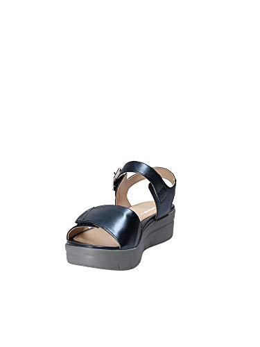 Sandales 108232 compensées Bleu Femmes Stonefly 5q1wXFTxw