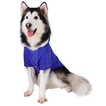 animally® Perros abrigo de invierno para perros grandes - Parka - Manta - Chaqueta: Amazon.es: Productos para mascotas
