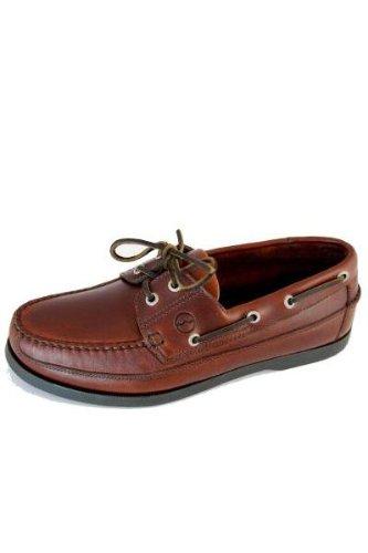 bc524b32 Orca Bay Augusta Mens Deck Shoes {Color:Elk, Size:42}: Amazon.co.uk: Shoes  & Bags