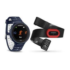 Garmin Forerunner 630 HRM Run Bundle Black