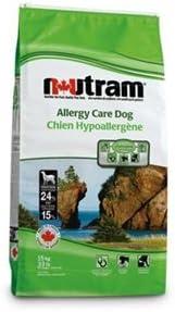 Nutram Sensitive Dog Food 15kg Amazon Ca Home Kitchen