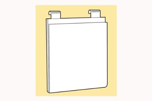 Gridwall Acrylic Sign Holder 5-1/2