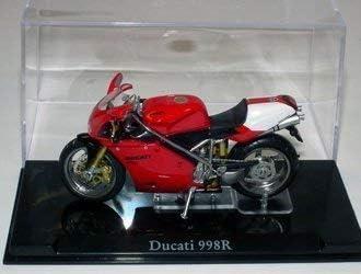 Ducati 998R Diecast Model Motorcycle HG21
