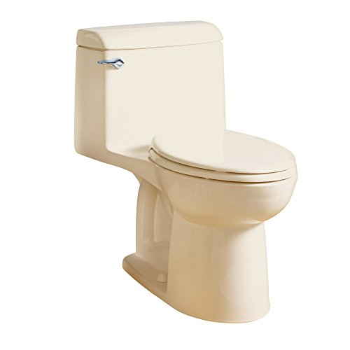 American Standard 2034314.021 Champion-4 Right Height One-Piece Elongated Toilet, Bone ()