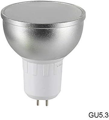 Equickment Bombillas LED de luz de inundación Regulable LED Bombillas LED Foco de Niebla LED Regulable WiFi Smart LED Luz Temporizador RGB Color para Amazon ...