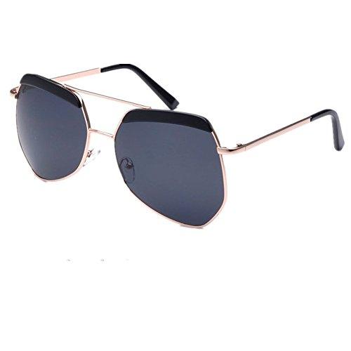 HUASHI Nameunisex-adult¡¯s Bright Grey Ant Sunglasses Yurt Mercury Anti-luster Film Color - Ant Grey Sunglasses