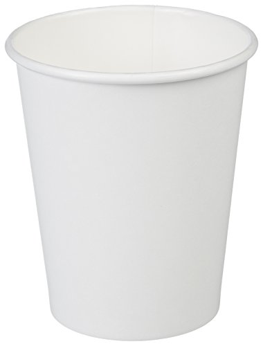 AmazonBasics Paper Hot Cup, 8 oz, 1,000-Count