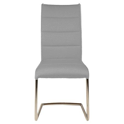 International Silver Di Lido (Lido Dining Chairs, Set of 2, Ash)