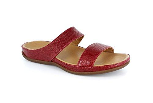 "stilvolle Footwear Strive Sandalen Champagne orthopädische ""Capri� Skin Lizard EaxqUw"