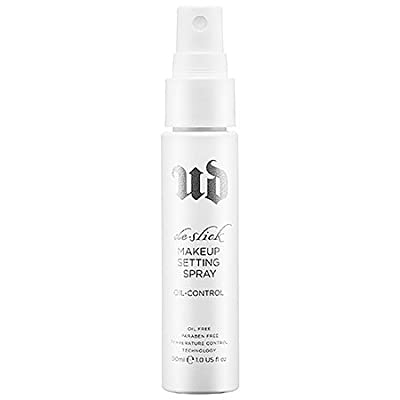 Urban Decay De-Slick Oil-Control Makeup Setting Spray 1 oz