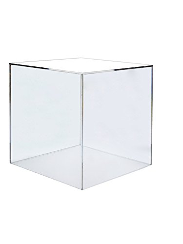 Marketing Holders Jewelry Cube Riser Display Box / 5 Side...