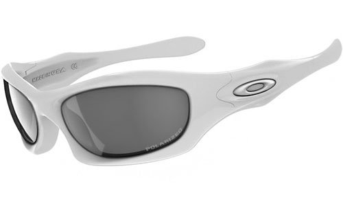 oakley white sunglasses polarized
