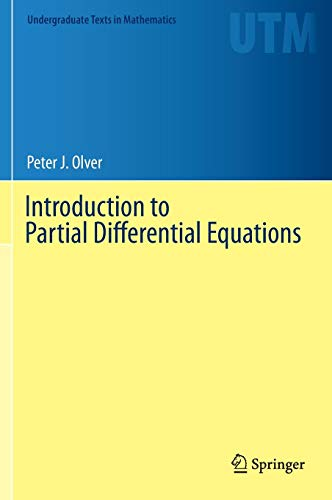 Introduction to Partial Differential Equations (Undergraduate Texts in Mathematics)