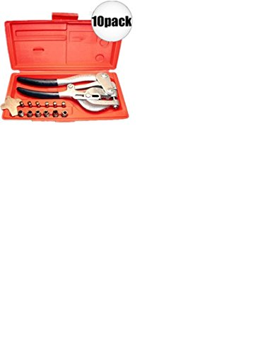 Roper Whitney 5Jr 10 Pk 16Pc Whitney Punch Kit by Roper
