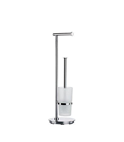 Outline Smedbo Brush Toilet (Smedbo SME FK607 Toilet Roll Holder, STAINLESS STEEL POLISHED)