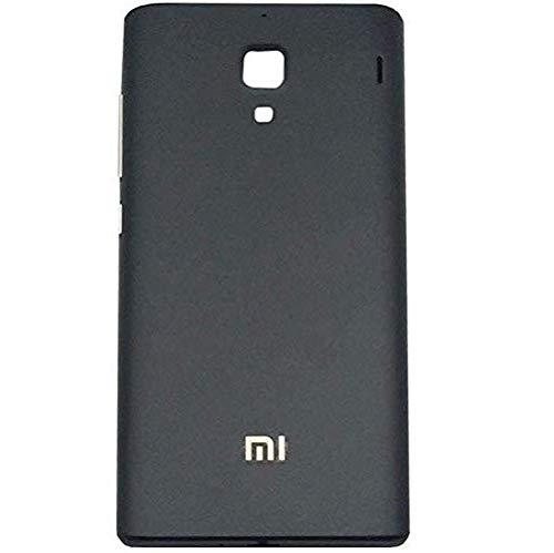 Smart Back Door Panel for Mi 1s / Redmi 1s  Black