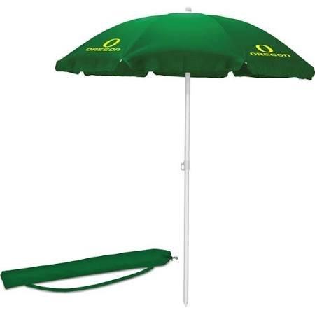 - NCAA Oregon Ducks Portable Sunshade Umbrella