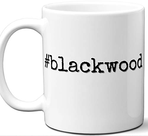 #blackwood Blackwood Last Name Gift. Cool Surname Mug. Unique Personalized Tea Cup Stamp Sign Family Reunion Men Women Birthday Mothers Day Fathers Day Christmas Coworker.