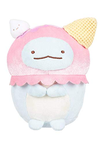 Sumikko San-X Licensed Tokage Ice Cream Plush Doll - 4