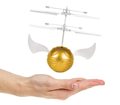 World Tech Toys Golden Snitch Harry Potter IR UFO Ball Helicopter