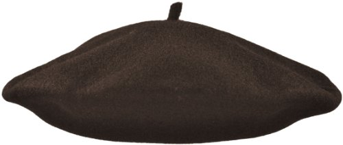 Jaxon Basque Beret (XX-Large, Brown)