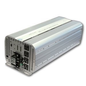 AIMS Power 10000W Max Continuous Power DC To AC Power Inverter, Modified - 10000w Power Inverter