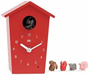 KOOKOO AnimalHouse red