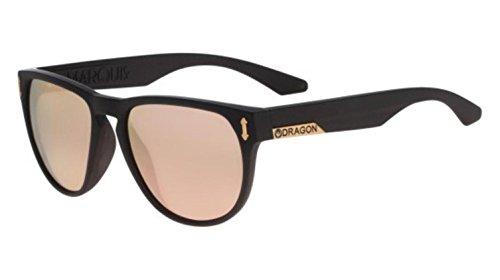 Dragon Sunglasses - Marquis / Frame: Matte Black Lens: Rose - Sunglasses Dragon Women