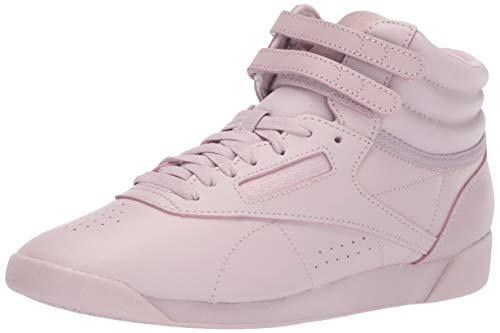 (Reebok Women's Freestyle Hi, Pastel-Ashen Lilac, 9.5 M US)