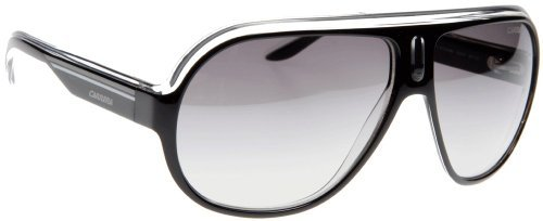 Carrera Speedway Ke4 Ic Black Crystal / Silver - Speedway Sunglasses Carrera