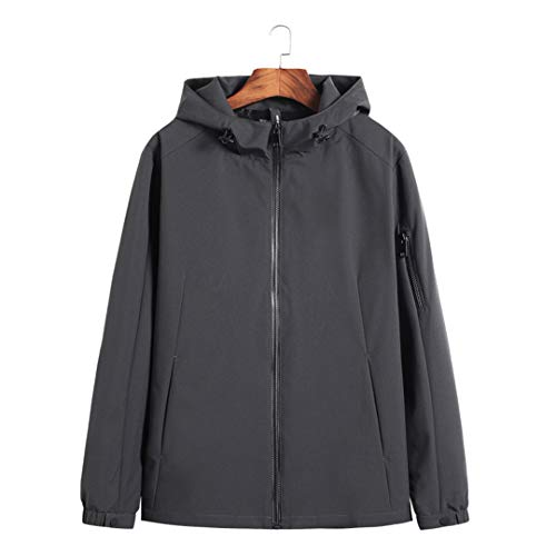 1 Bomber Giacca Uomo Da amp;jacket Allentata Kt Casual RASw00