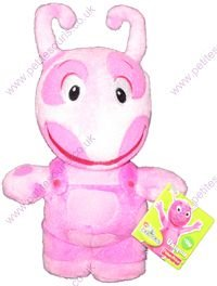 "The Backyardigans 9"" Uniqua Plush Doll"