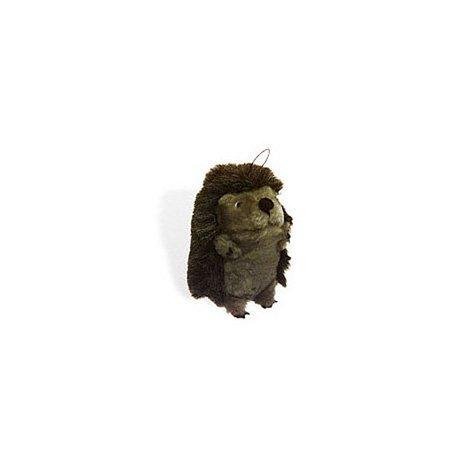 Outward Hound Kyjen  PP01129 Hedgehog Junior Plush Dog Toys Squeak Toy, Small, ()