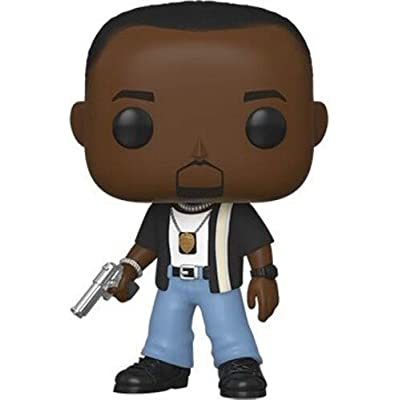 Funko Pop! Movies: Bad Boys - Marcus Burnett, Multicolor: Toys & Games