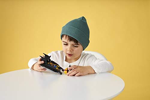 LEGO DC Batboat The Penguin Pursuit! 76158 Top Batman Building Toy for Kids, with Super-Hero Minifigures, 2 Boats, a…