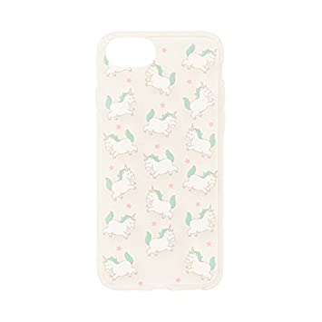 Mr. Wonderful MRCAR085 - Carcasa Funda para Apple iPhone 7, Unicornio